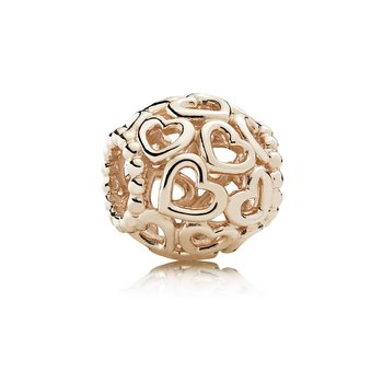 Open Your Heart Filigree, Pandora Rose™