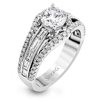 TR542 ENGAGEMENT RING