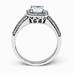 Simon G MR2385 ENGAGEMENT RING