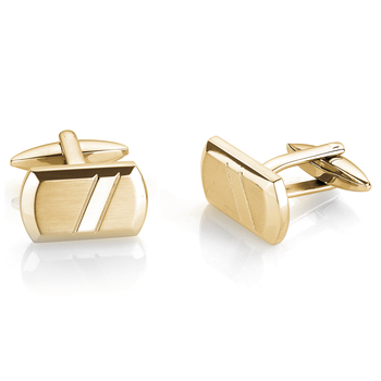 Italgem Steel Cufflinks