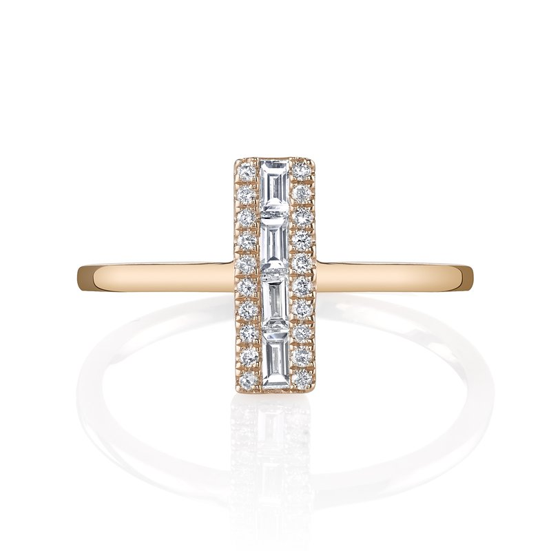 MARS Jewelry MARS 26825 Fashion Ring, 0.16 Ctw.