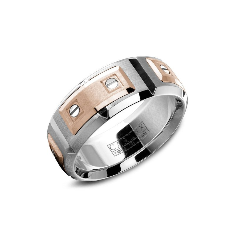 Carlex Carlex Generation 2 Mens Ring WB-9852RW