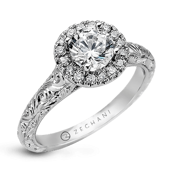 ZR940 ENGAGEMENT RING