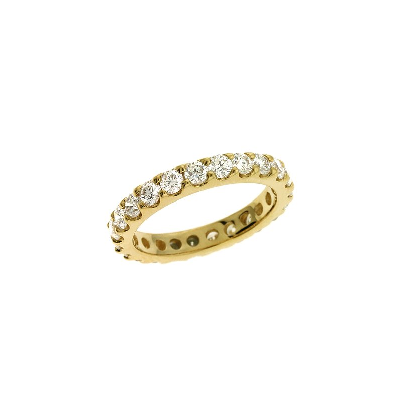 S. Kashi & Sons Bridal Eternity Diamond Band