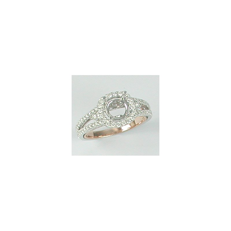 Ron Rosen Jewelry DR7795-R125