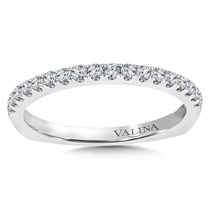 Valina Wedding Band (.24 ct. tw.)