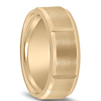 Colors Collection Wedding Band N01961 by Novell