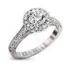 Zeghani ZR939 ENGAGEMENT RING