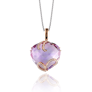 ZP396 COLOR PENDANT