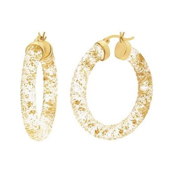 Lucite Hoops 35mm