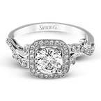 Simon G TR524 ENGAGEMENT RING