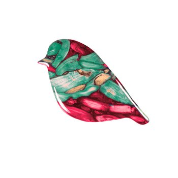 Robin Bird Brooch