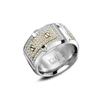 Carlex Generation 2 Ladies Fashion Ring WB-9895YW-S6