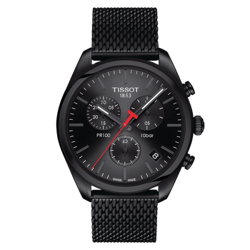 Tissot PR 100 Chronograph - Official watch of the Toronto Raptors