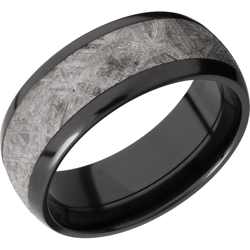Lashbrook Designs Z8D15_METEORITE+POLISH