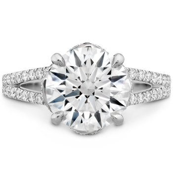 The Austen Diamond Ring