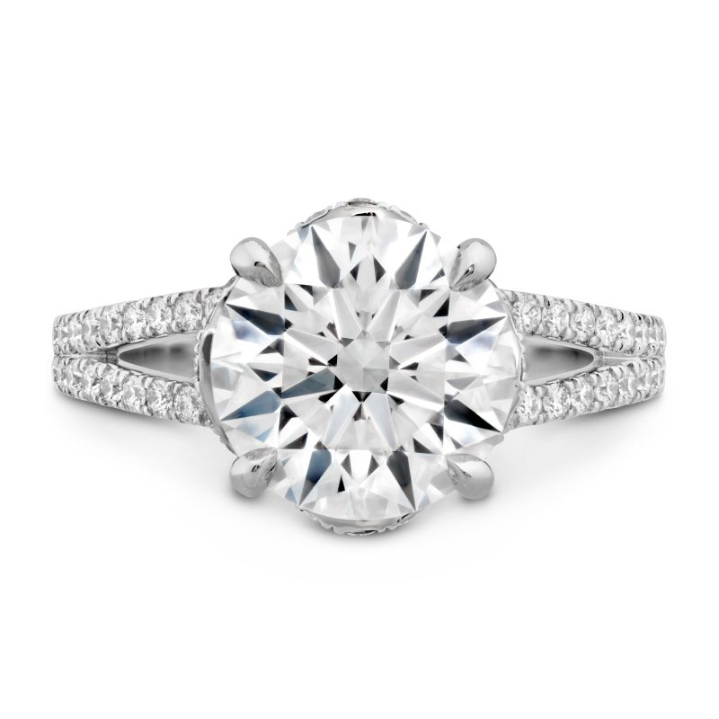 Hearts on Fire The Austen Diamond Ring