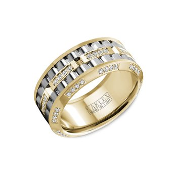 Carlex Generation 3 Mens Ring CX3-0025YWY