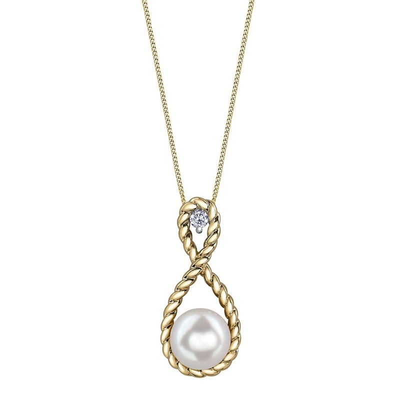 Timeless Beauty Pearls Pendant