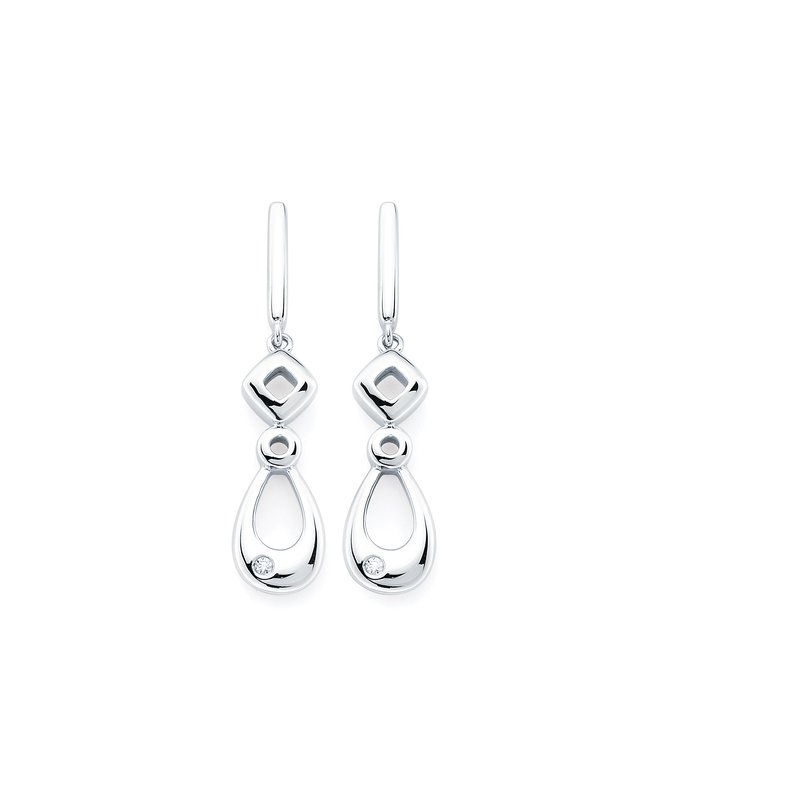 Ostbye Earrings Rd V 0.01