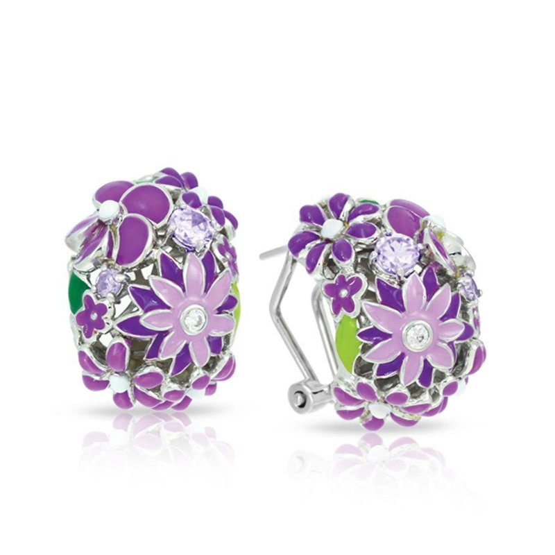 Belle Etoile Jardin Earrings