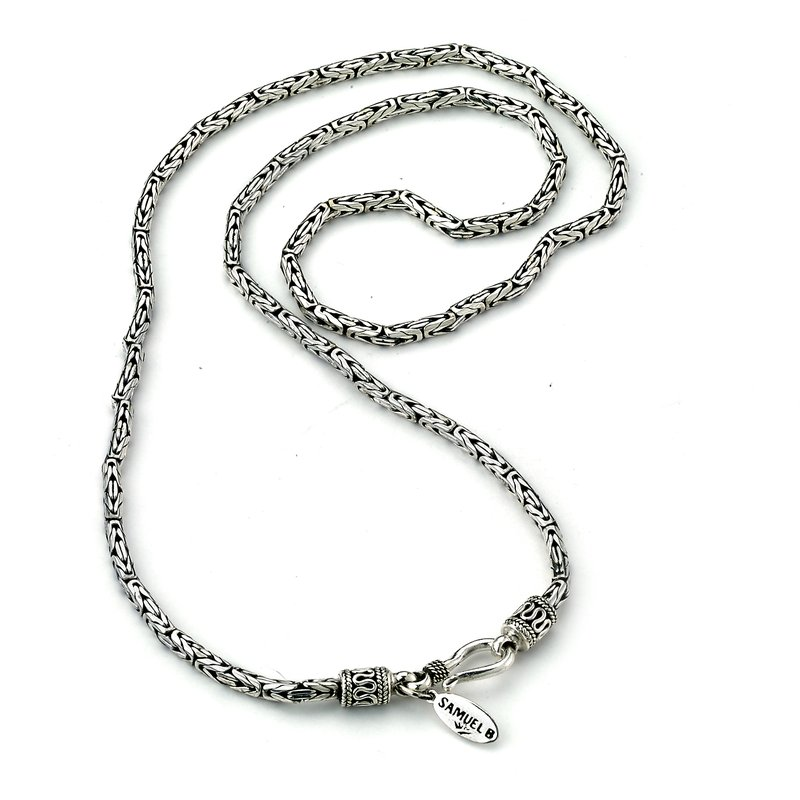Samuel B Byzantine Chain 2.5Mm