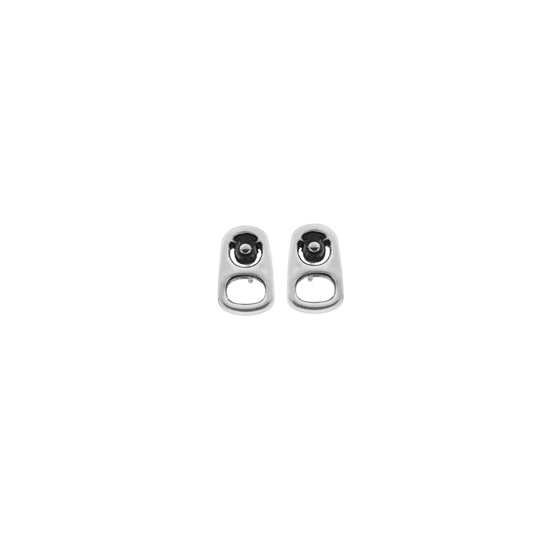 King Baby Small Pop Top Stud Earrings