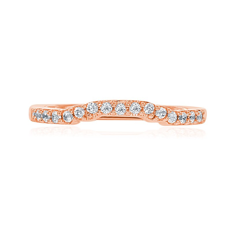 Veer Diamonds ANNETTE CARRIAGE MATCHING BAND