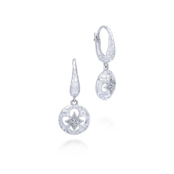 925 Silver Dia Earrings
