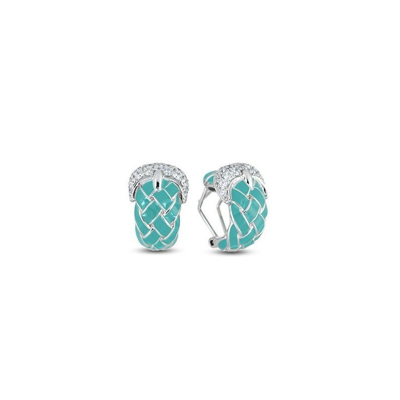 Belle Etoile Treccia Earrings
