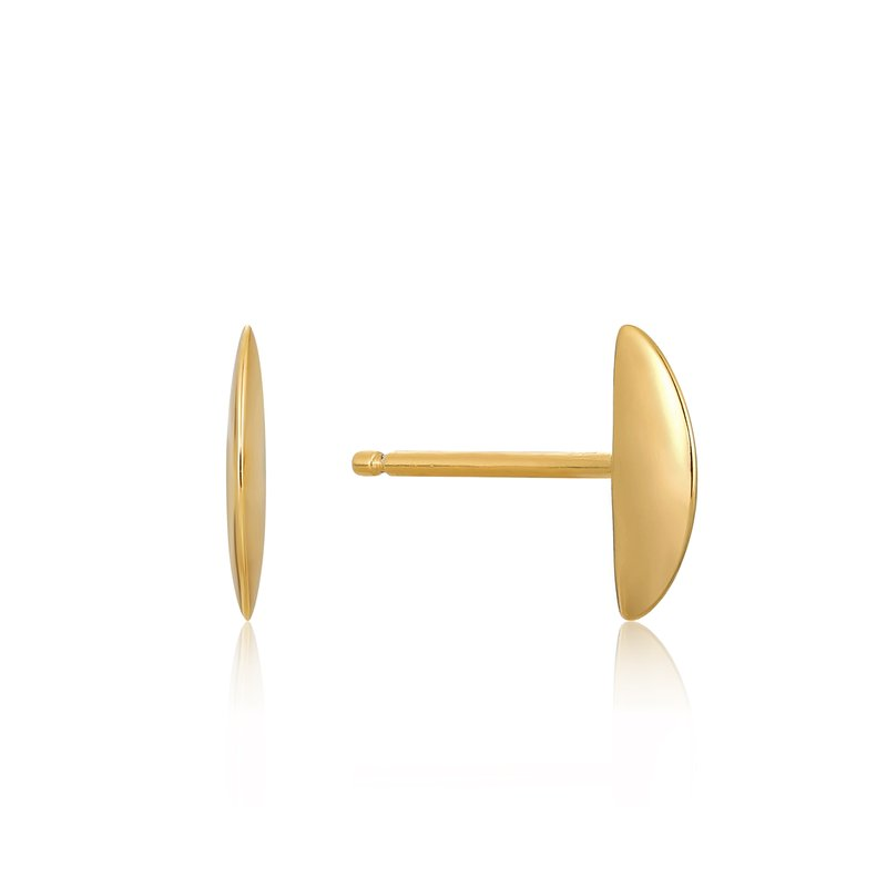 Ania Haie Semi-Circle Stud Earrings