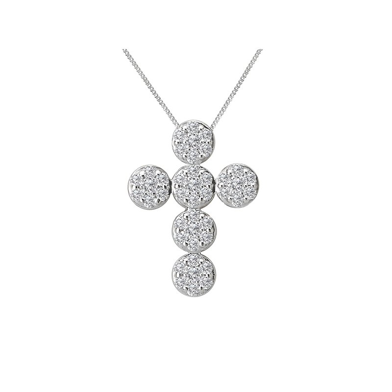 Radiance Ladies Fashion Cross Pendant