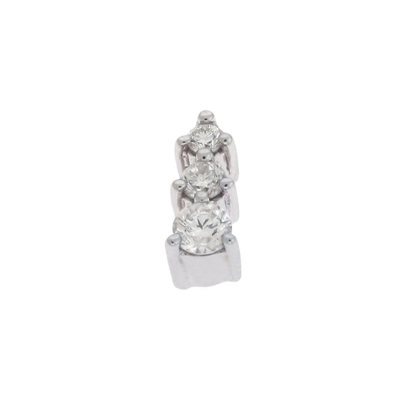S. Kashi  & Sons Three Prong Charm
