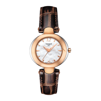 Tissot Organdy Lady 18K Gold