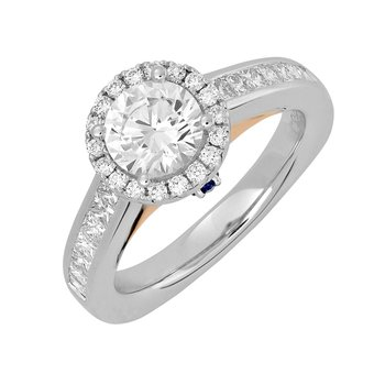 Bridal Ring-RE13299WR10R