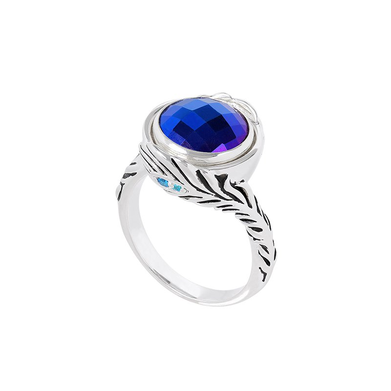 Kameleon Kameleon Feather's Touch Ring