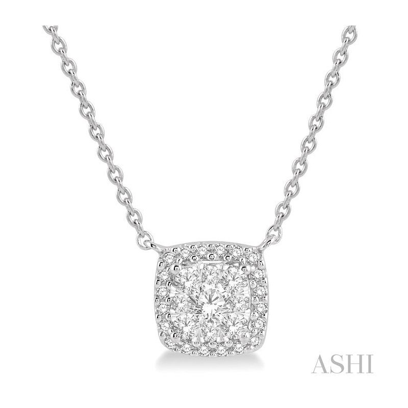 Barclay's Signature Collection  lovebright essential diamond necklace