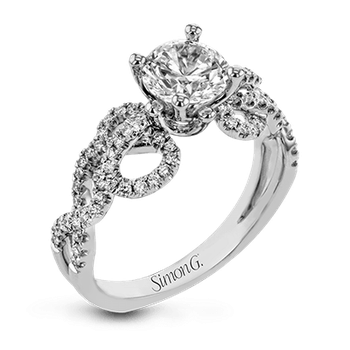 LR2136 ENGAGEMENT RING
