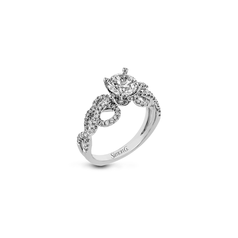 Simon G LR2136 ENGAGEMENT RING