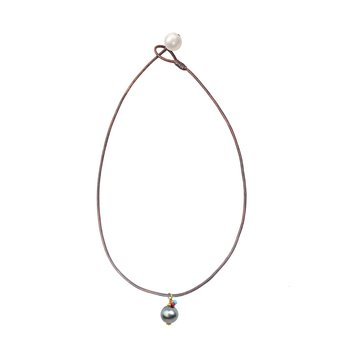 Hemispherian Necklace