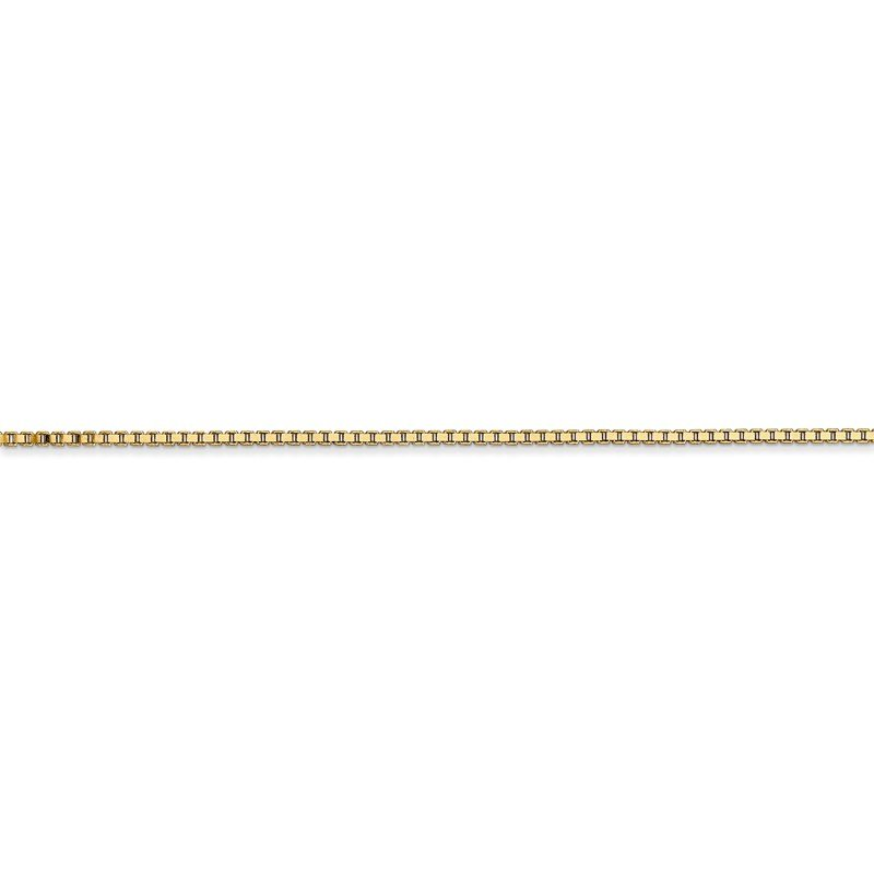 Leslie's Leslie's 14K 1.2mm Box Chain