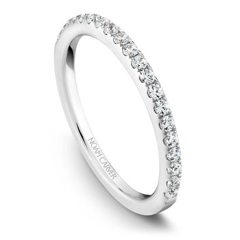 Noam Carver Wedding Band B017-01B