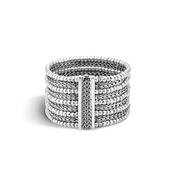Classic Chain Multi-Row Bracelet