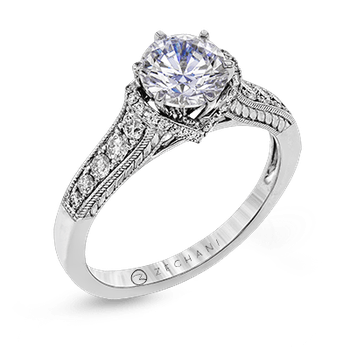 ZR896 ENGAGEMENT RING