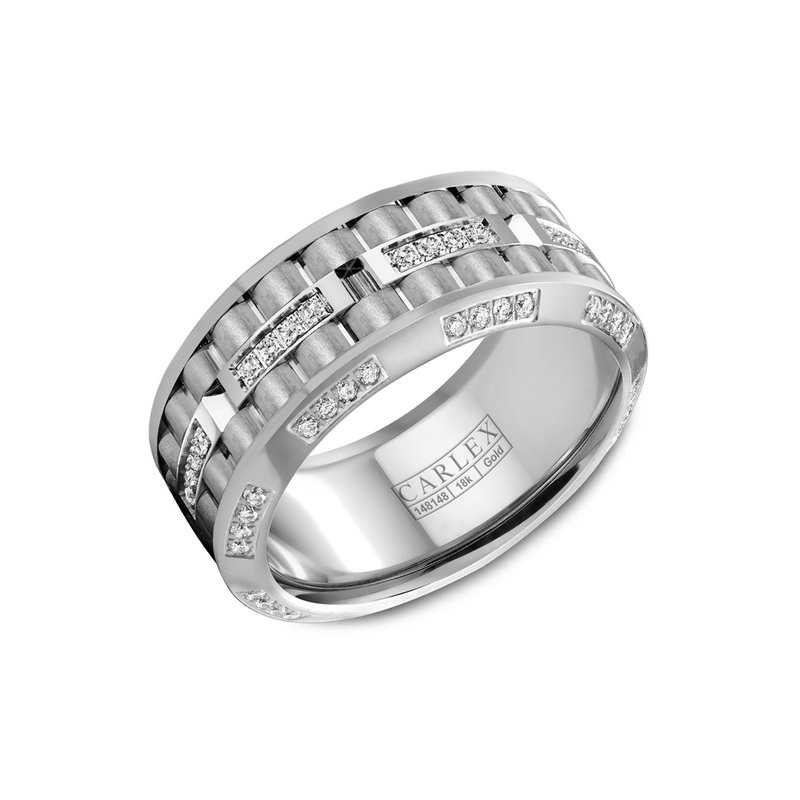 Carlex Carlex Generation 3 Mens Ring CX3-0010WWW