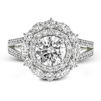 LR2386 ENGAGEMENT RING