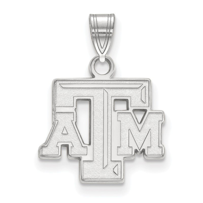 NCAA Gold Texas A&M University NCAA Pendant