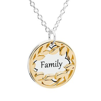 Family Treasure Necklace