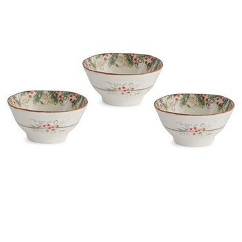 Natale Dipping Bowl Set
