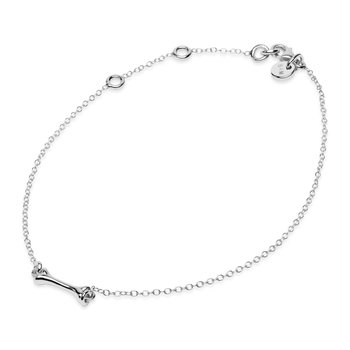 Bold Single Bone Anklet
